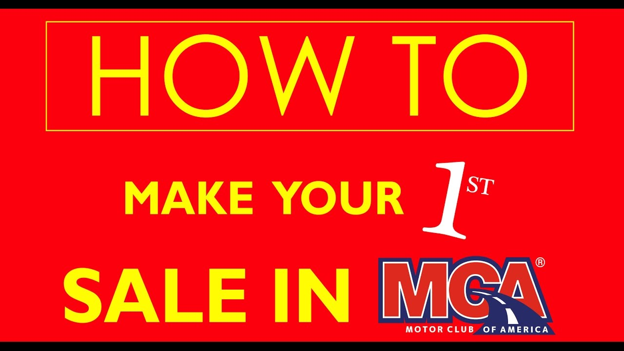 how to sell mca on facebook