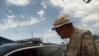 Corpus Christi Naval Air Base 1st Amendment Audit: P and P News & NNH