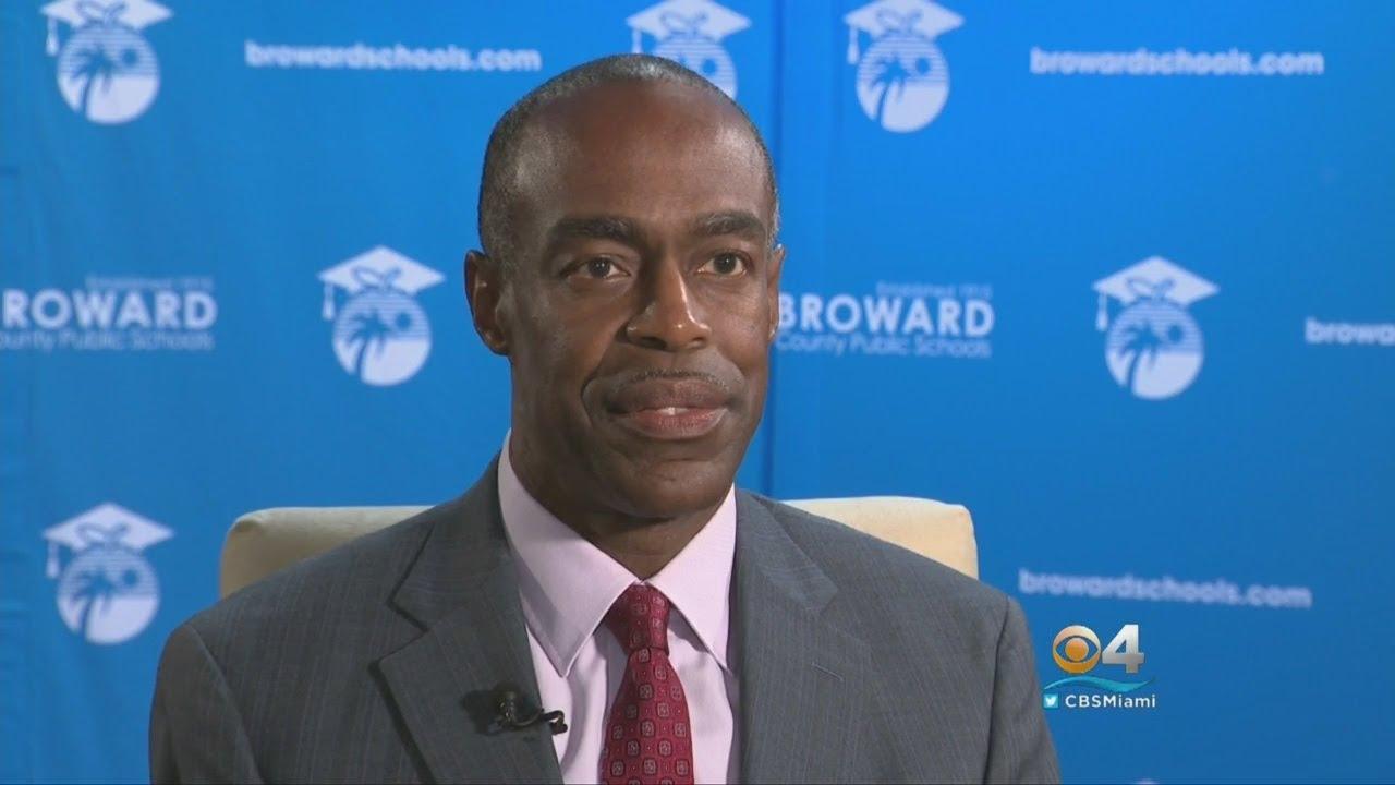 Facing South Florida: Broward Superintendent Robert Runcie Speaks On School Shooting