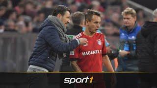 Rafinha tritt gegen Niko Kovac nach | SPORT1 - DER TAG