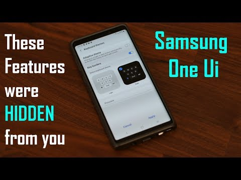 Samsung One Ui - Discover these 10 HIDDEN Features