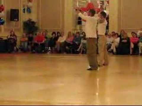 Guyton & Lil Rob: Line Dance Showdown 2007