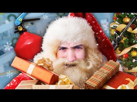 FOUTRE LA MERDE AU SUPERMARCHÉ ! - Christmas Chopper Simulator 2 Black Friday