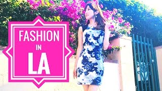 【Melodee Travels to LA】Outfits of the Week!🌴 ロサンゼルスで1週間夏ファッションコーデ