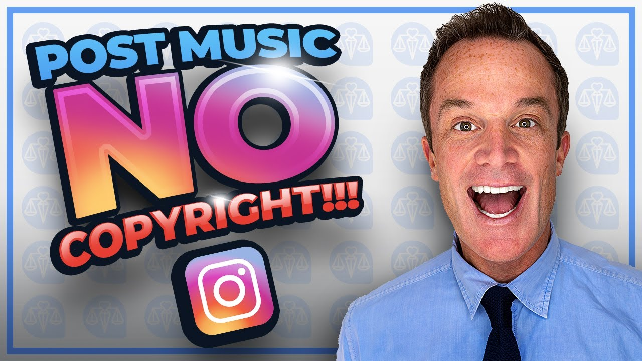 Instagram Copyright Rules for Music - Tutorial by REAL LAWYER