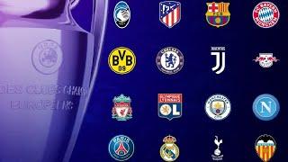 Лига Чемпионов Кто вышел в ¼ Результаты расписание