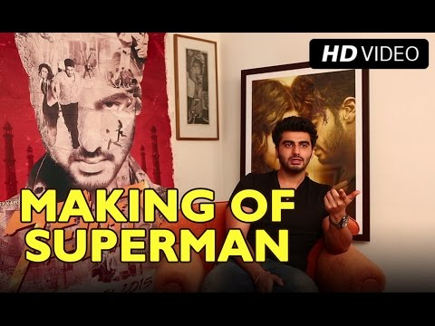 Making of (Superman) | Tevar | Arjun Kapoor