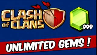 [NO FAKE] How to have gems unlimited on Clash of Clans ! (ovulation x1000)
