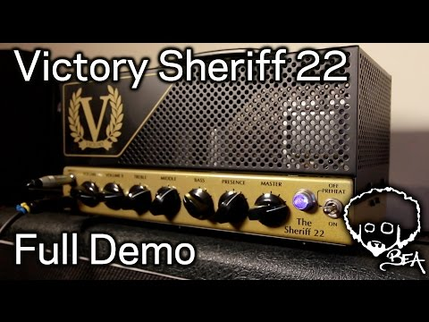 Victory Sheriff 22 - Full Demo - Rabea Massaad