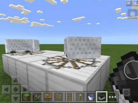 how to make a kitchen in minecraft pe creative