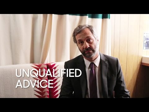 Unqualified Advice: Judd Apatow