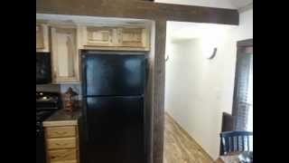 Kit Cottage Model # 1002 (interior)