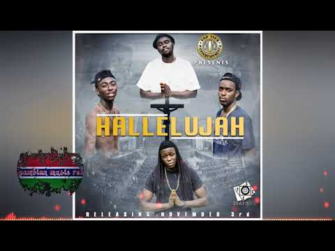 HALLELUJAH FT Lil Omz, Izzy T, ADP e Rupey Mace (gambian music ).