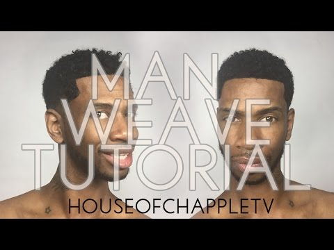 Man weave hair tutorial youtube man weave hair tutorial pmusecretfo Choice Image