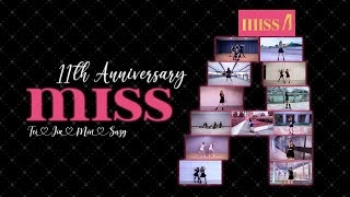 [KPOP in Public] miss A (미쓰에이) 11th Anniversary Medley Dance…