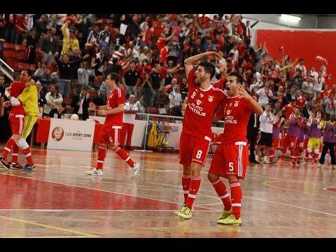 FUTSAL   BENFICA 2 - 1 Sporting