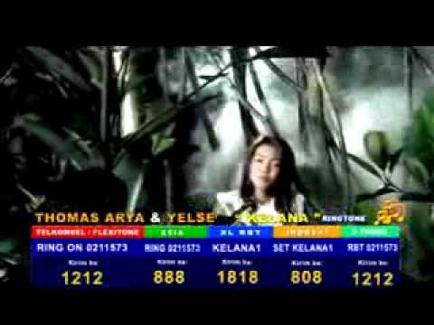 Kelana - Thomas Arya & Yelse Travel Video