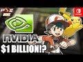 Nvidia Nets $1 Billion From Nintendo Switch Sales & Pokemon CEO on Doubting Switch!   PE NewZ