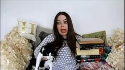 7 Famous Horror Novel Reviews!!