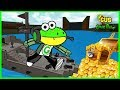 Roblox Let's Play Pretend Play Pirate Build a Boat for Treasure + Jurassic Tycoon + Lab Experiment