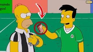 ¿Los Simpson fallaron con su última profecía del Mundial? | Rusia 2018