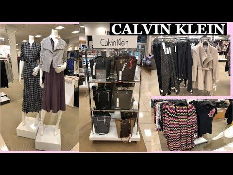CALVIN KLEIN Fall Women's Fashion Collection New Calvin Klein Bags & Purses Collection#September2019
