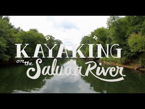 Discover Kayaking On The Saluda River