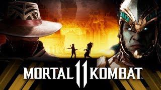 Mortal Kombat 11 - Erron Black Vs Kotal Kahn (Very Hard)