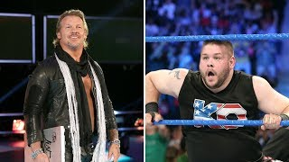 Chris Jericho returns and Kevin Owens loses his US Title