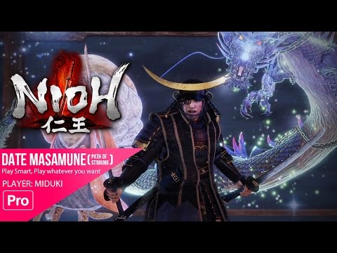 NIOH DLC BOSS - Date Masamune (NG+)