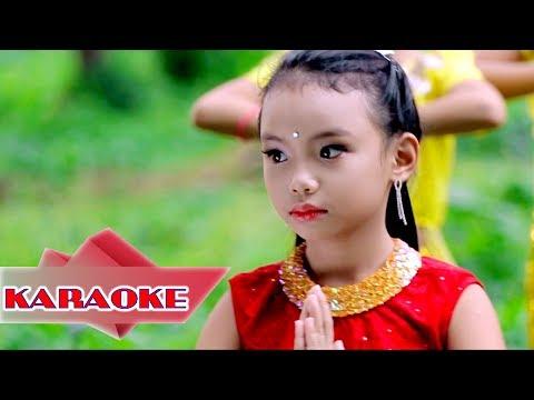 ÁNH TRĂNG TÌNH BẠN [Karaoke] - Bé Như Quỳnh ♫ Nhạc Thiếu Nhi Vui Nhộn Sôi Động Hay Nhất 2017