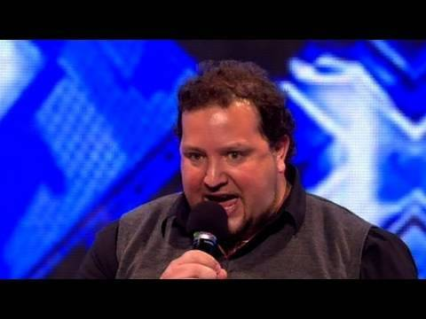 Stephen Hunter's X Factor Audition Full Version