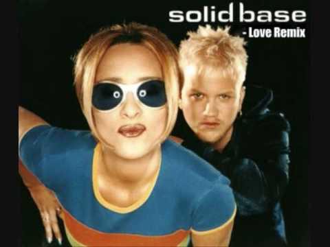 Solid Base - Love (remix version)