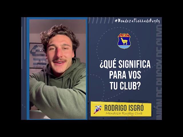 Entrevista Rodrigo Isgro 2020