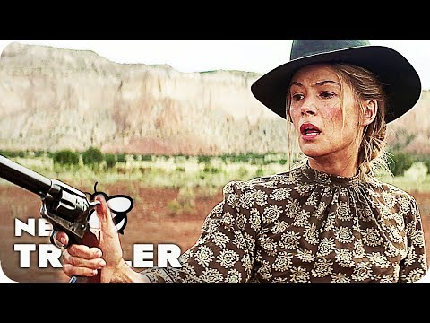 Hostiles Trailer 2 (2017) Christian Bale, Rosamund Pike Western Movie