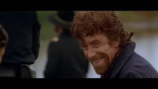 Танцующий с волками (1990). Нападение лакота на конвой.