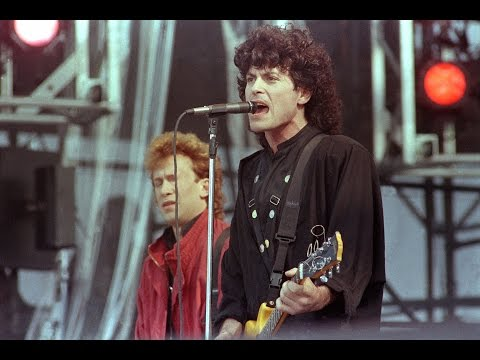The Hooters: COMPLETE PERFORMANCE - AUDIO ONLY (Live Aid - 7/13/1985)