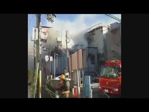 さいたま市大宮区の風俗店で火災