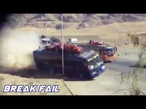 Quetta Bus Accident - | Break Fail |