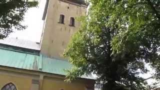 Sammanringning från Tyska kyrkan i Göteborg (a° (b°) ciss