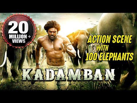 Kadamban Best Action Scene | 100 REAL...
