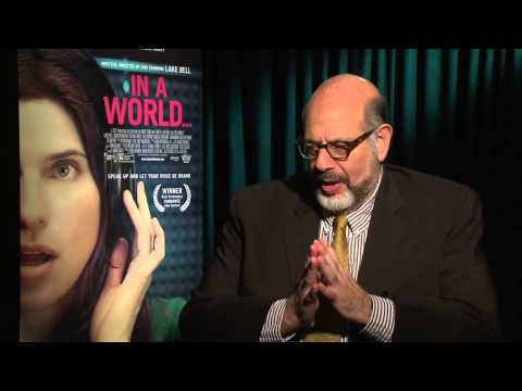 In A World: Fred Melamed Exclusive Interview