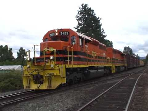 Southern Pacific Railroad's Siskiyou Ashland Oregon Central Oregon Railroad Brookdale Retirement