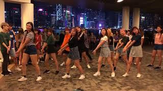 Public K-Pop Random Dance Challenge @ TST(HK) 2018/08/18