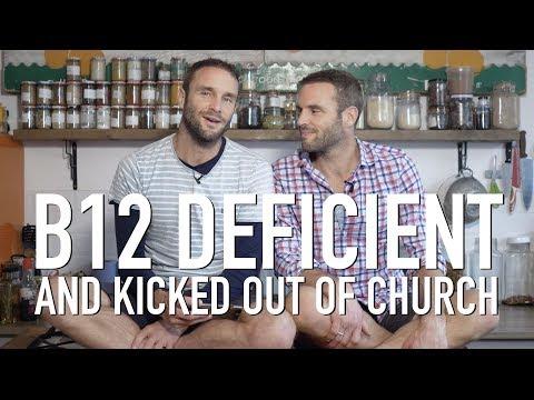 B12 DEFICIENT & THROWN OUT OF CHURCH | Q&A