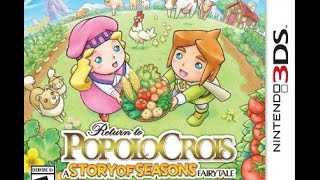 Return to Popolocrois: A  Story of Seasons Fairytale review - Josh