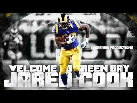 Jared Cook Career Highlights - Welcome to Green Bay!