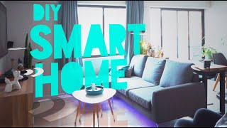 Smart Home in 2019: a DIY affordable smart home (Philips Hue, Roomba, Lockitron, IFTTT Alexa)
