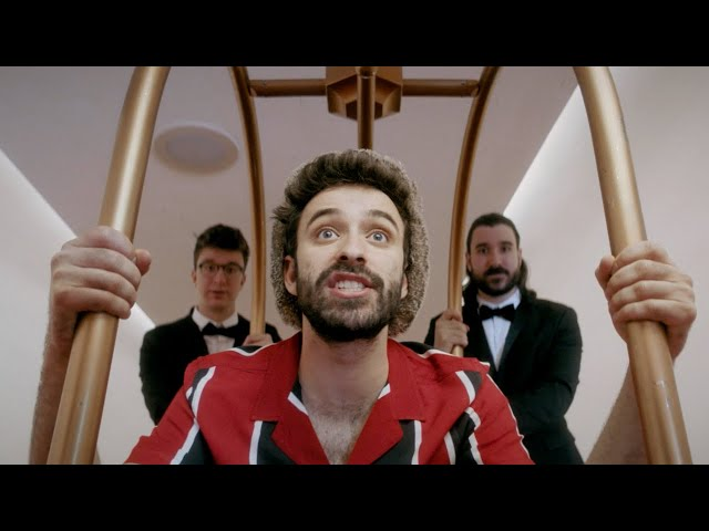 AJR - Way Less Sad (Official Video)