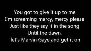 Video Charlie Puth ~ Marvin Gaye ft. Meghan Trainor Lyrics download MP3, 3GP, MP4, WEBM, AVI, FLV Oktober 2017